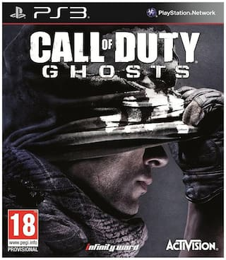 Call Of Duty: Ghosts COD (For PlayStation 3)