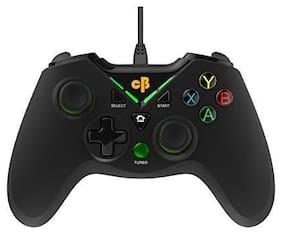 Cosmic Byte USB Gamepad For PC ( Black )