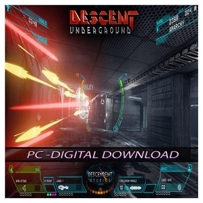 Descent: Underground Paytm Mall Rs. 31.00