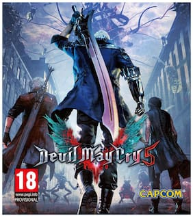 Devil May Cry 5 [ PS4 ]