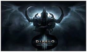 Diablo 3 Reaper of Souls Cd Key Global For PC