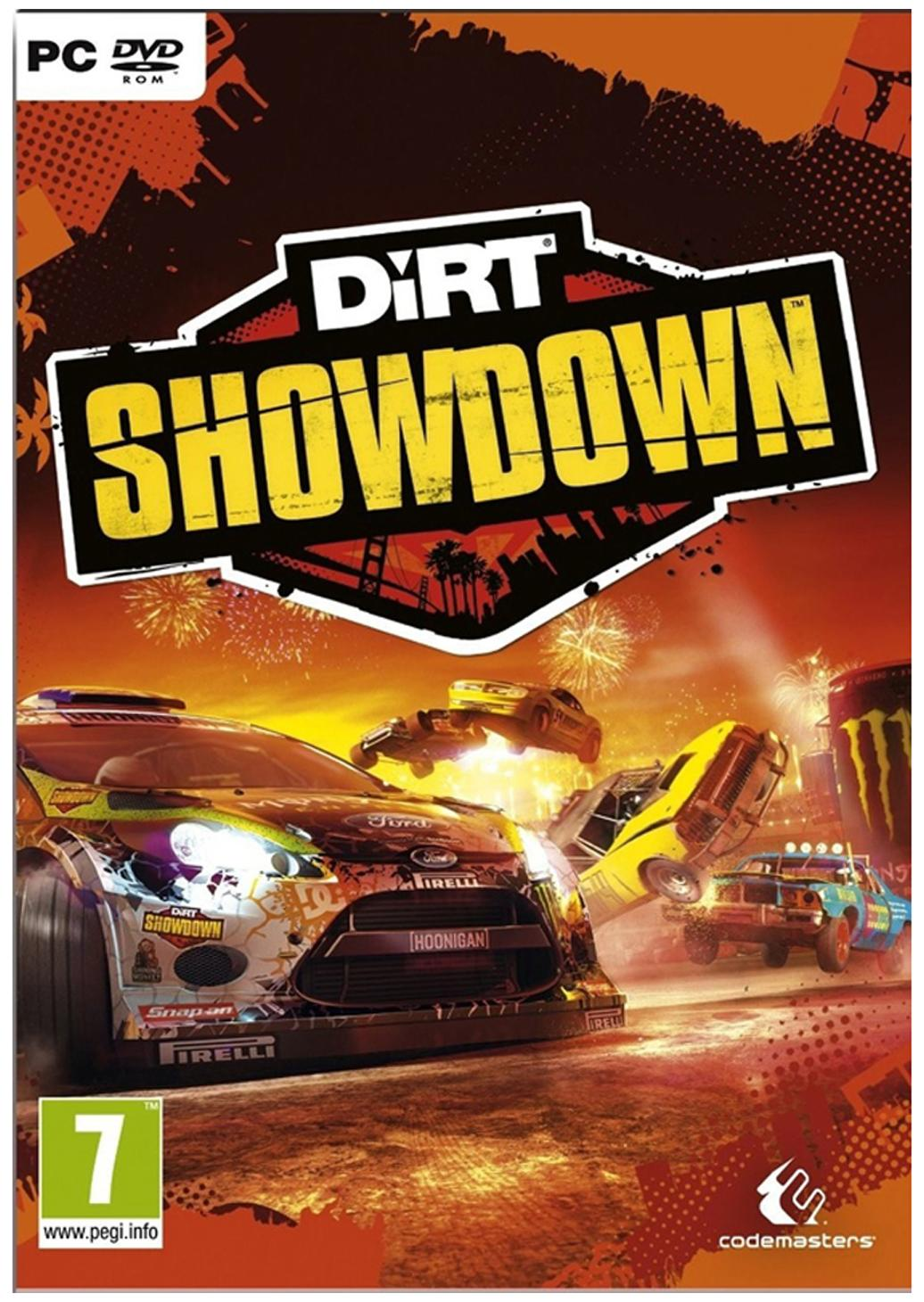 DiRT Showdown (For PC)