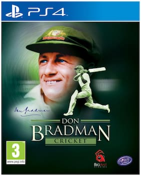 Don Bradman Cricket (For PS 4)