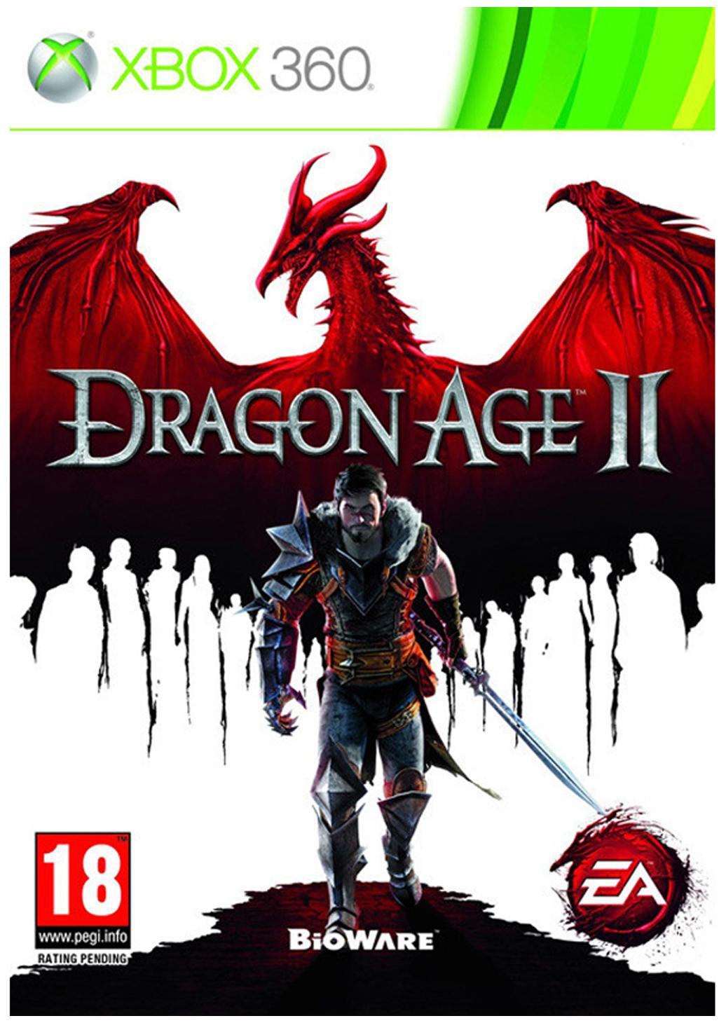 Dragon Age 2 (Standard Edition) (For Xbox 360 )