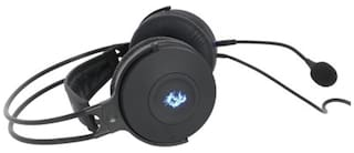 Dragon War GHS001 Garand Wired Over Ear Gaming Headset (Black)