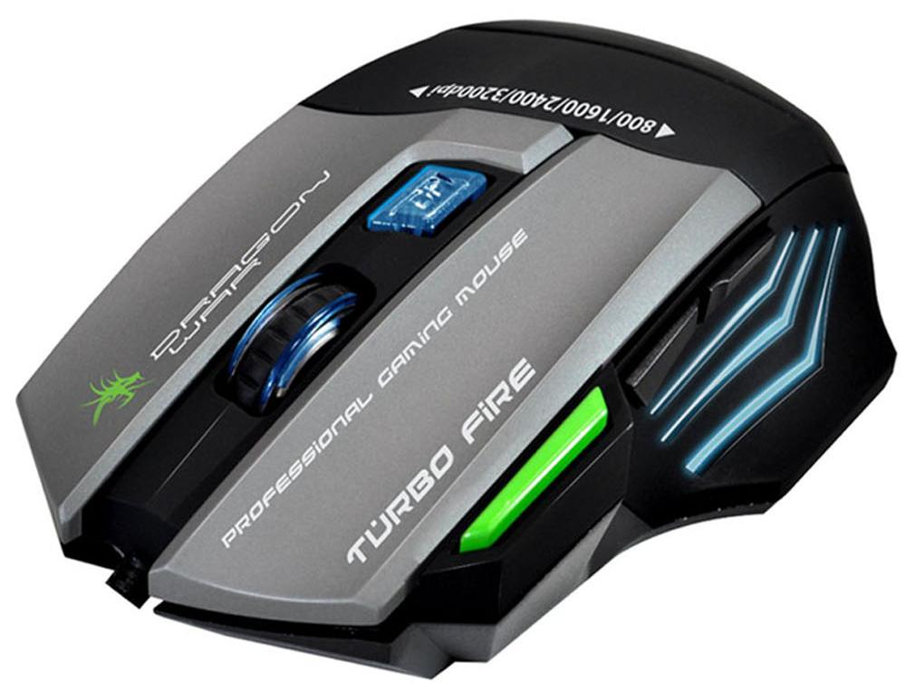 d36f7e57f54 Buy Dragon War G9 Thor USB Gaming Mouse (Multi Color) With Free Mouse Mat  Online at Low Prices in India - Paytmmall.com