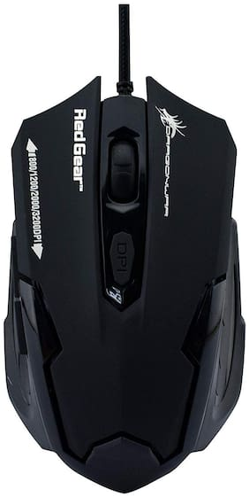Dragon War Gaming Mouse Ele G-11 ( Black )