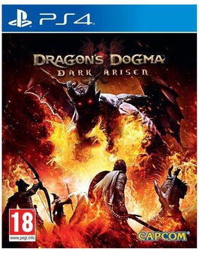 Dragons Dogma: Dark Arisen (PS4)