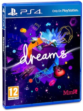 Dreams- PlayStation Exclusives ( For PS4 )