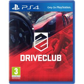 Driveclub (For PlayStation 4)