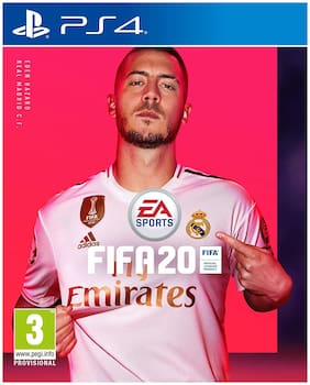 EA SPORTS FIFA 20 (PS4) Physical Games