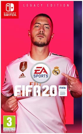 EA SPORTS FIFA 20 - Legacy Edition (Nintendo Switch) Physical Games