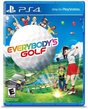 Everybody's golf (ps4) ( Ps4 )
