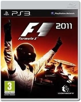 F1: 2011 (For PlayStation 3)