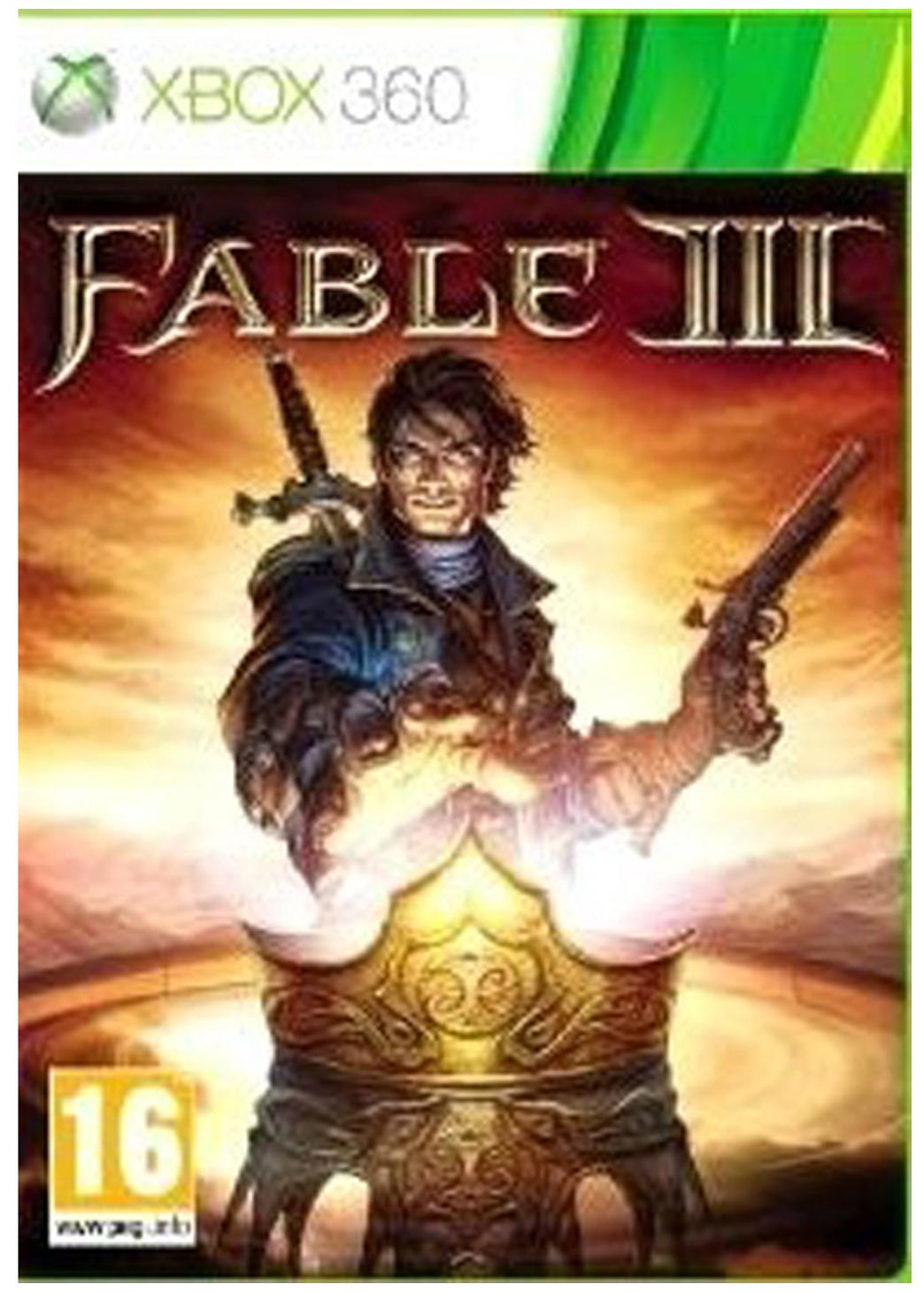 Fable III (Standard Edition) (For Xbox 360 )