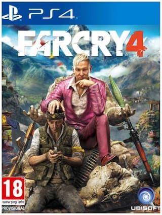 Far Cry 4 (For PS4)