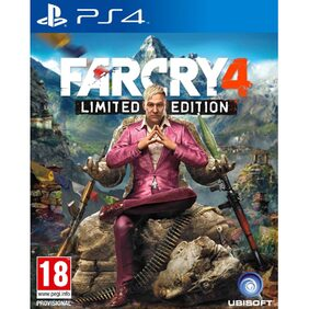 Far Cry 4 (Limited Edition) (For PlayStation 4)