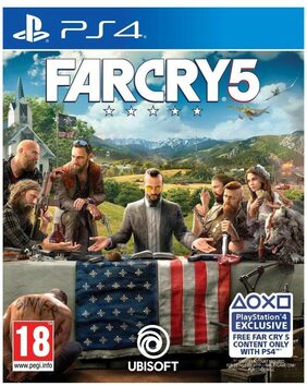 Ps4 Far Cry 5 ( Ps4 )