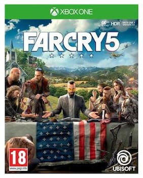 Xbox one far cry 5 ( Xbox one )