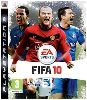 FIFA 10 (For PlayStation 3)