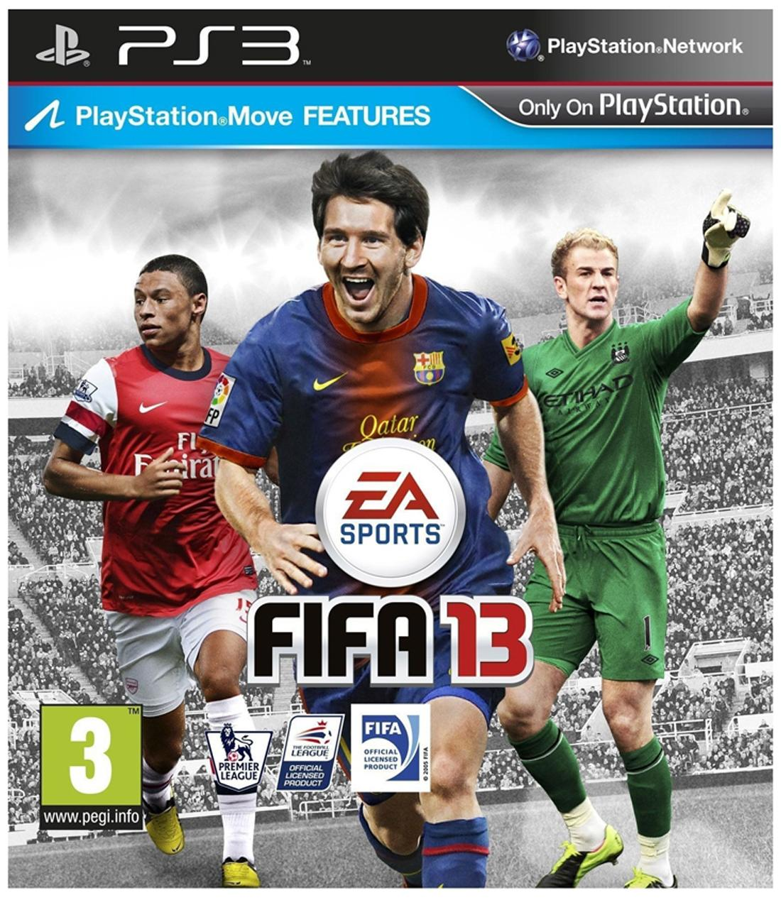FIFA 13 (For PlayStation 3)