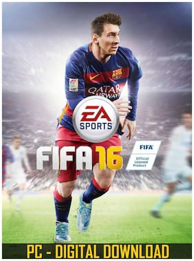 FIFA 16 Download code only (No CD/DVD) Standard Edition Full Game