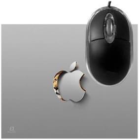 FineArts Apple Lion Mousepad With Terabyte 3D Optical USB Mouse