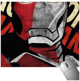 FineArts Iron Man Mousepad