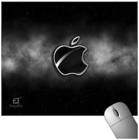 FineArts Macbook Black Mousepad