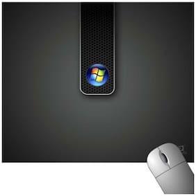 FineArts Windows Grey Back Mousepad