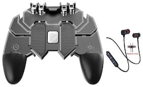 G GAPFILL Wireless Gamepad For Android ( Black )