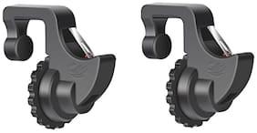 Gabbar Wireless Shoot & Aim Button For Android ( Black )