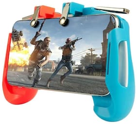 Gabbar Wireless Gamepad For Android ( Red & Blue )