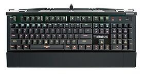 GAMDIAS Hermes M2 RGB Mechanical Gaming Keyboard with Individual Hot Swappable Keys, N-Key Rollover