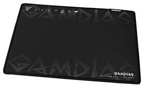Gamdias Nyx  Gmm2300 Medium Gaming Mouse Pad Speed (Black)
