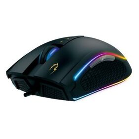 Gamdias Zeus P1 Optical Gaming Mouse With Double Rgb Streaming Light, Hera Software Supported