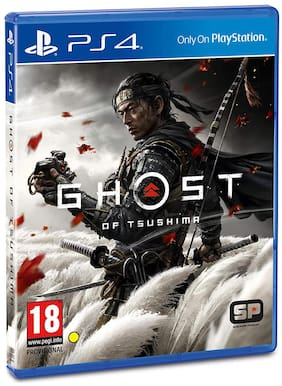 Ghost of Tsushima (For PS4)