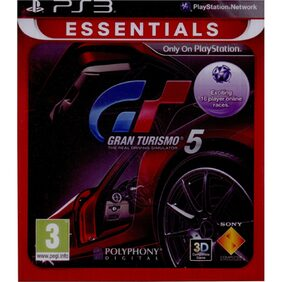 Gran Turismo 5 (Standard) (For PlayStation 3)