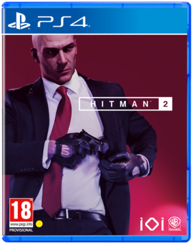 Hitman 2  (for PS4)
