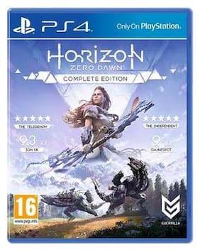 Horizon Zero Dawn: Complete Edition PS4