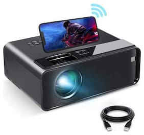 IBS W-13 WIFI 1080P HD Mini Portable Projector