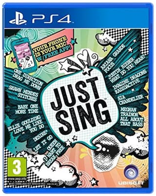 Just Sing (PS4)