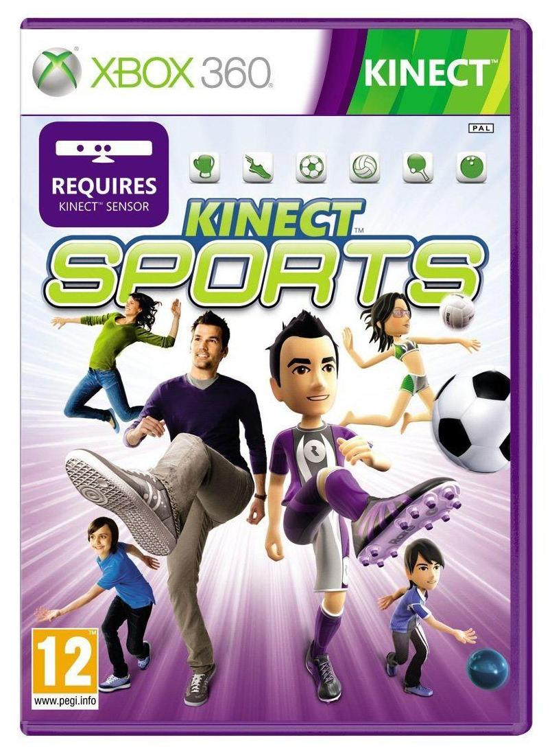 Kinect Sports - Kinect Compatible (Xbox 360)