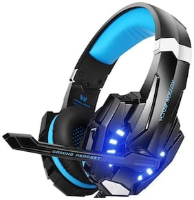 Kotion Each G9000 Over ear Gaming Headsets With Mic - Blue