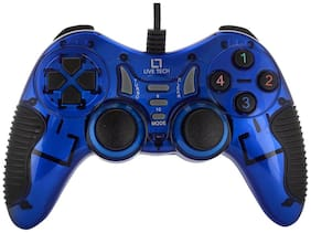 Live Tech GP 01 Game Pad (Blue)