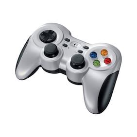 Logitech Wireless Gamepad For Windows ( Silver )