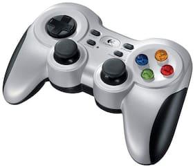 Logitech Wireless Gamepad For PS4 ( Black & Silver )