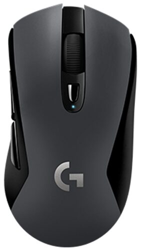 Logitech G603 Wireless Mouse (Black)