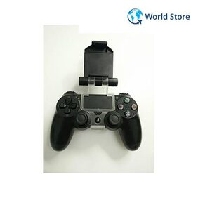 Magideal Phone Clamp Mount Bracket Holder For Playstation 4 PS4 Controller Gamepad