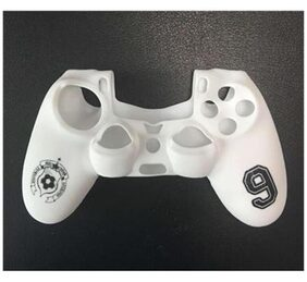 Magideal White Silicone Skin Case Cover for Sony PlayStation 4 PS4 Controller